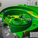 Controllo dimensionale 3d mediante SCANNER OTTICO 3D-4