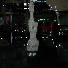 Ricostruzione Ambiente Isola robotizzata