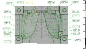 Controllo dimensionale 3d mediante FOTOGRAMMETRIA-3