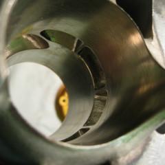 Stampi e modelli - Cilindro motore moto