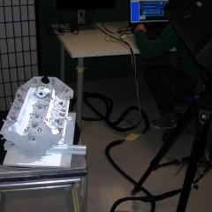 Stampi e modelli - Testata Motore 3 - scansione