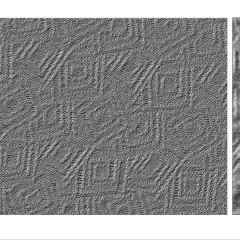 TEXTURE 3D Tipo Tessuto - dall'STL alla TIFF a livelli di grigio per incisione Laser